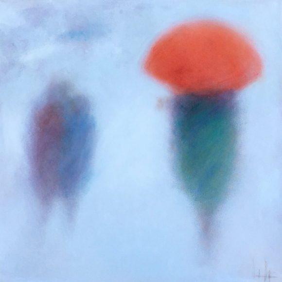 Red Umbrella II