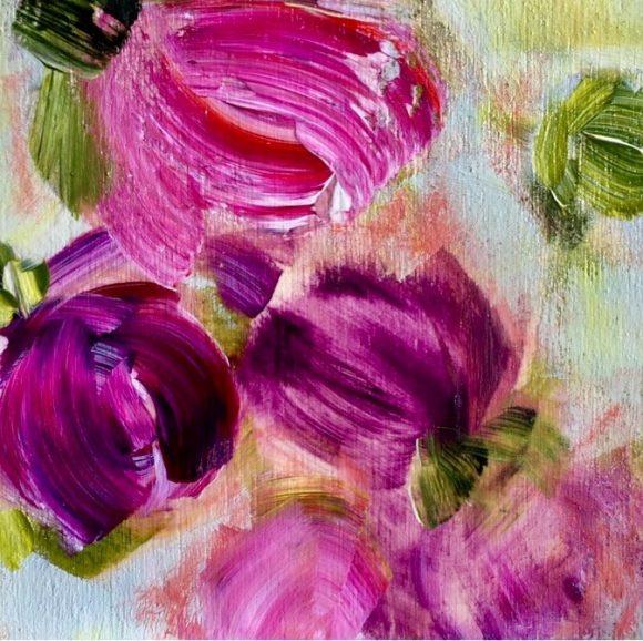 Petites fleurs #4 – SOLD