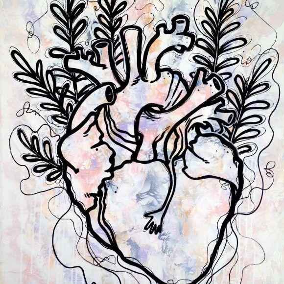 Le coeur au bon endroit