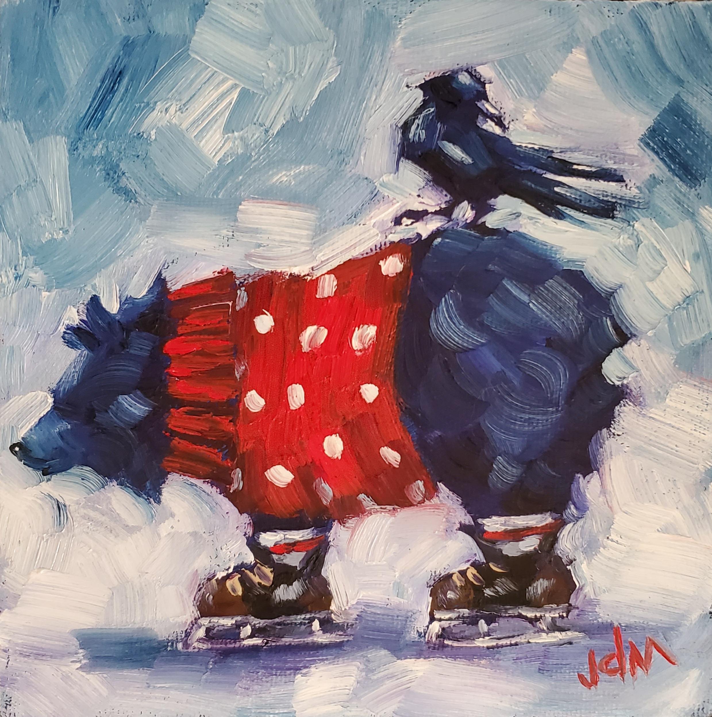 Study : Wild on Ice