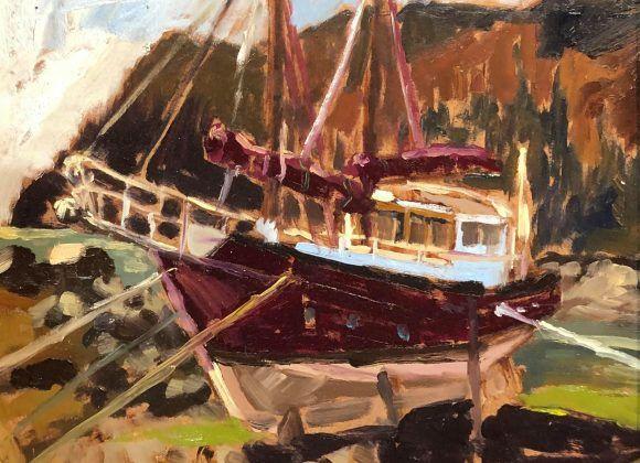 Percy's Boat