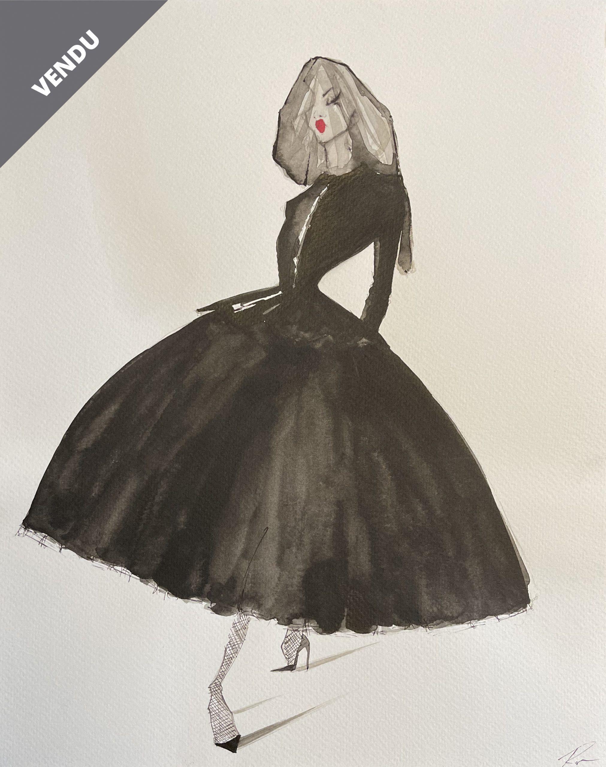 Black GIGI – VENDU