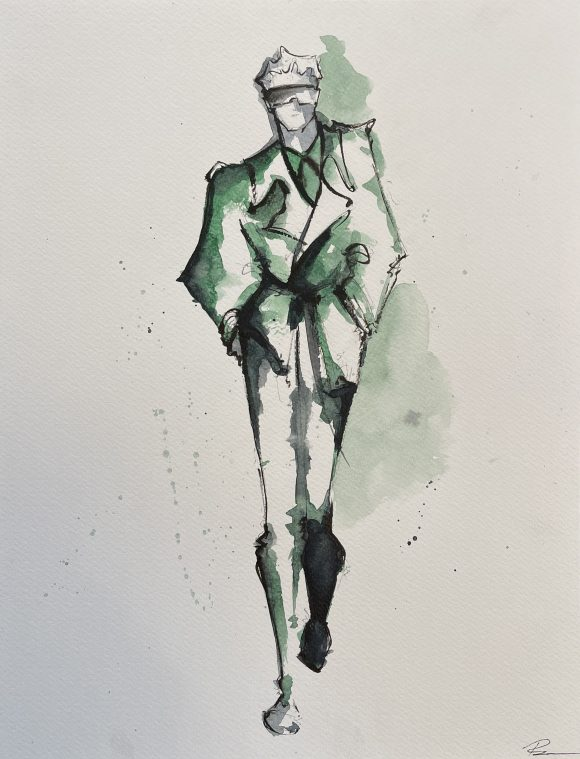 Green FENDI
