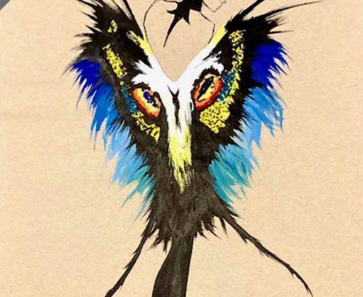Butterfly – VENDU
