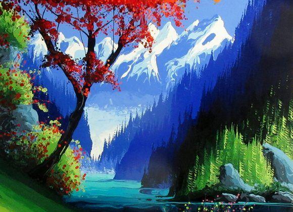 Petit coin de paradis – VENDU