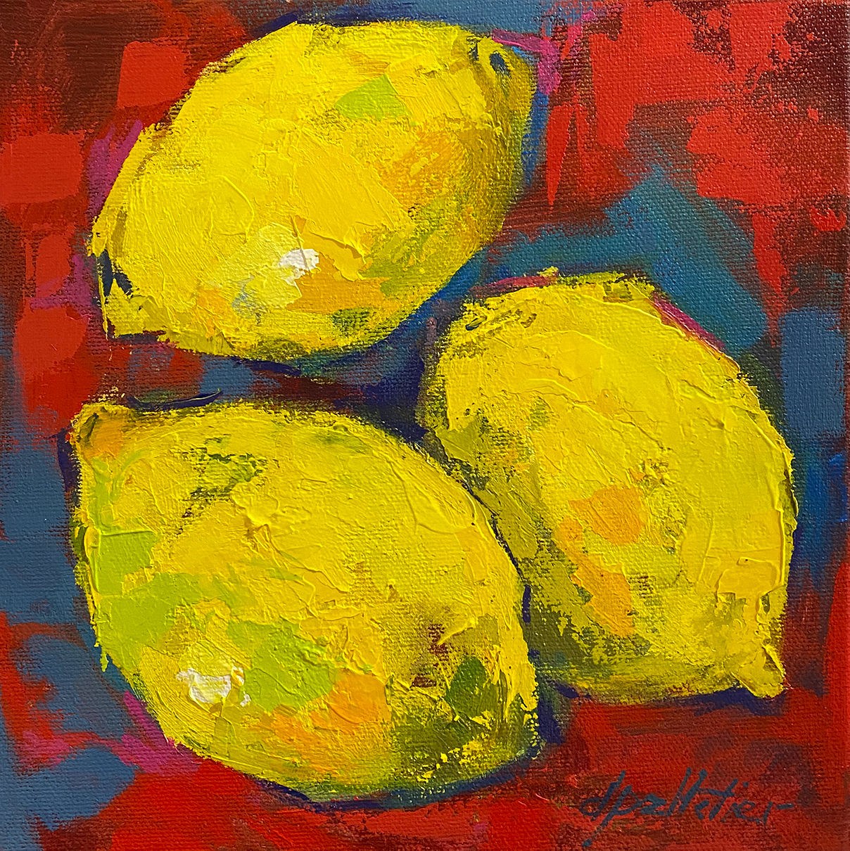 Trois citrons